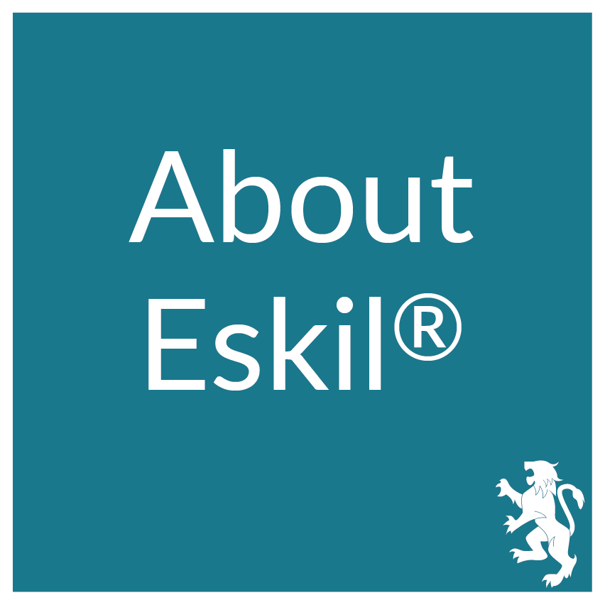 About Eskil: Eskil is an international boardroom development company incorporating applied business psychology and facilitation skills with clients in Middle East, Europe, Africa and America